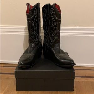 Frye x Matt Shultz BRUCE PULL ON Boots - size 10